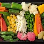 PressureBaked Vegetables