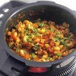 Waterless Cooking - Pasta Arrabiata